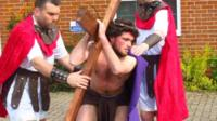 Cowley Road Passion Play