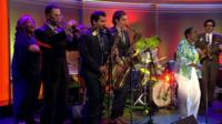 Sharon Jones and the Dap-Kings on The Marr Show