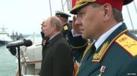 President Vladimir Putin