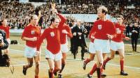 England win the 1966 World Cup