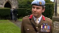Brigadier Neil Sexton