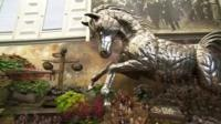 Warhorse at Chelsea Flower Show