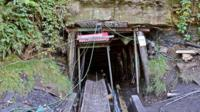 The Gleision mine