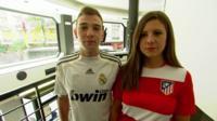 Madrid fans