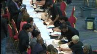 Counting in Tower Hamlets