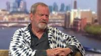 Terry Gilliam on The Marr Show