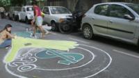 Rio residents