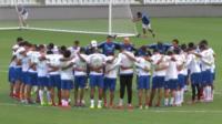 Team of Costa Rica