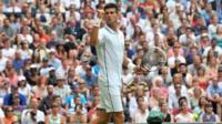 Novak Djokovic cruises through round one