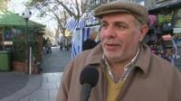 Uruguay fan expresses disagreement with Luis Suarez Fifa ban
