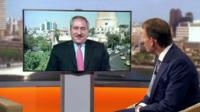 Nasser Judeh talks to Andrew Marr