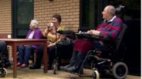 Adult social care centre in Oxfordshire