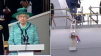 Queen names ship