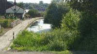 A British canal