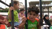 Children in Gaza