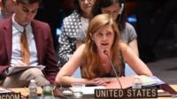 Samantha Power at the UN