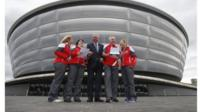 Clydesiders photocall