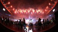 Glasgow CWG 2014 opening ceremony