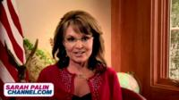 Sarah Palin on her own online TV channel