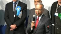 Lutfur Rahman was voted Mayor of Tower Hamlets for the second time in May
