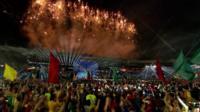 Commonwealth Games closing ceremony