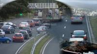 Congestion montage