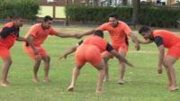 Slough's Kabaddi team