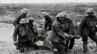 Battle field WW1