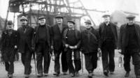 Kent miners