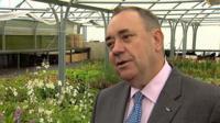 Alex Salmond Aberdeen