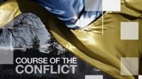 Ukraine conflict graphic