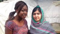 Ayshah and Malala