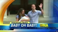 ABC's Good Morning America breaks the news that Britain's Duchess of Cambridge is pregnant with her second child