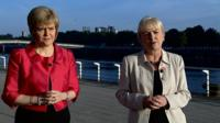 Reporting Scotland Referendum Live 8 September