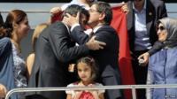 Joy in Turkey as IS hostages return home