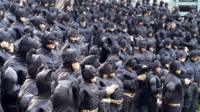 Guinness World Record for the 'Largest Gathering of People Dressed as Batman.'