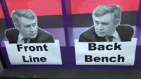 Gordon Brown graphic on Daily Politics mood box