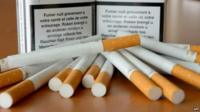 French cigarettes