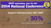 UKIP poll graphic