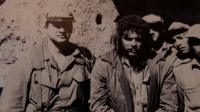 Felix Rodrigues and Che Guevara