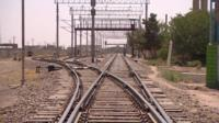 Afghanistan's first railway line