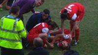 Women's football: Why are there so many knee injuries?