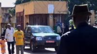 Conakry street