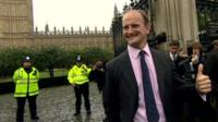Douglas Carswell at Westminster