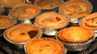 Pies at Morecambe FC