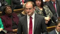 Douglas Carswell at PMQs