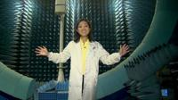 The BBC's Linda Yueh has a look inside Huawei's anechoic chamber