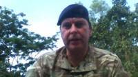 Brigadier Stephen McMahon