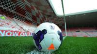 Premier league footbll