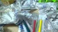 Fake dentist equipment seized by regulators